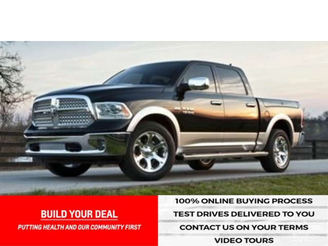 2021 Ram 1500 Classic | EXPRESS Crew Cab 4x4 | NIGHT EDITION | HEATED SEATS | Express 4x4 Crew Cab 5'7″ Box Regular Unleaded V-8 5.7 L/345 [2]
