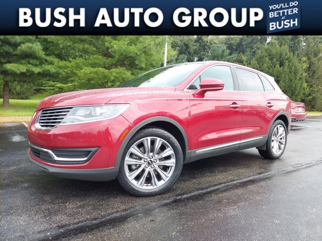 2016 Lincoln MKX Reserve AWD 4dr Reserve Twin Turbo Premium Unleaded V-6 2.7 L/164 [5]