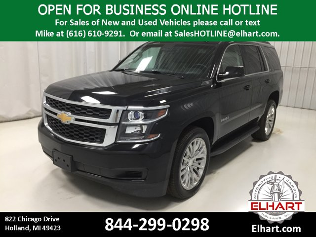 Used 2017 Chevrolet Tahoe in Holland, MI