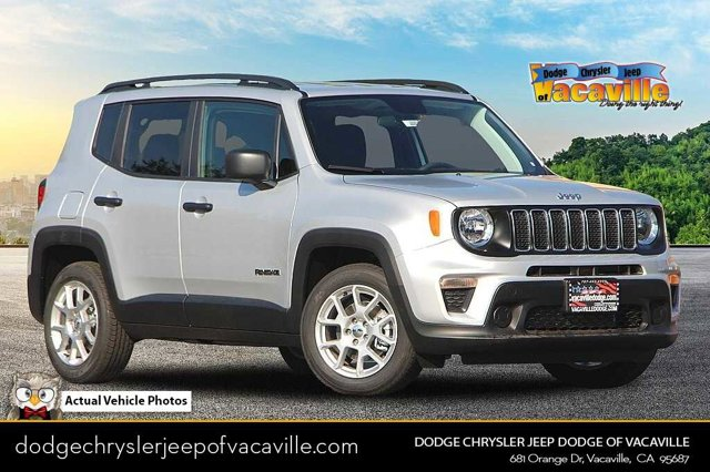 2020 Jeep Renegade Sport Sport FWD Regular Unleaded I-4 2.4 L/144 [1]