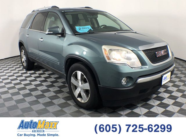 Used 2010 GMC Acadia in Lemmon, SD