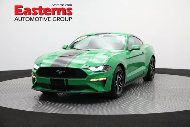 2019 Ford Mustang 125378 0