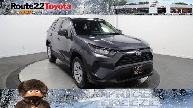 2021 Toyota RAV4 LE LE AWD Regular Unleaded I-4 2.5 L/152 [17]