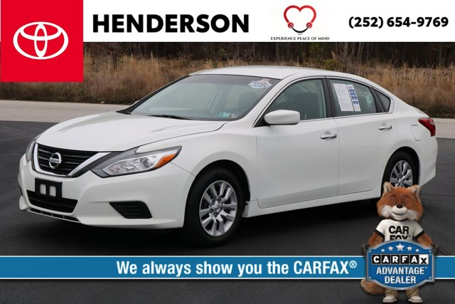 Used 2017 Nissan Altima in Henderson, NC
