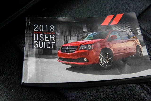 2018 Dodge Grand Caravan for sale 122149 18