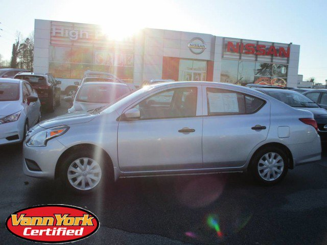 Used 2019 Nissan Versa in High Point, NC