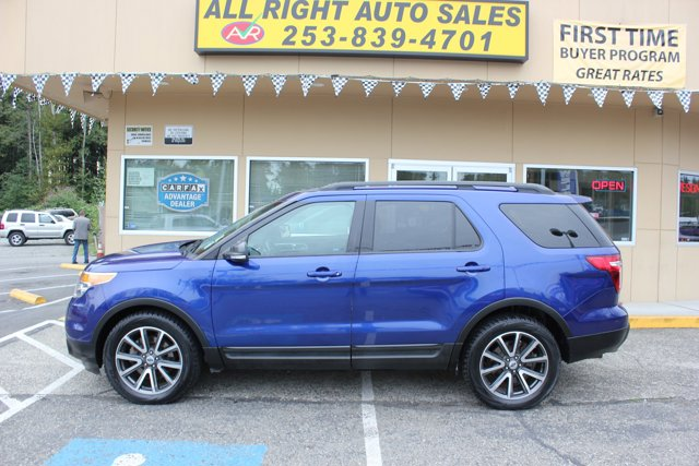 Used 2015 Ford Explorer in Federal Way, WA