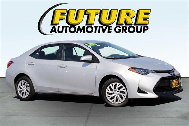 Used 2018 Toyota Corolla in Yuba City, CA