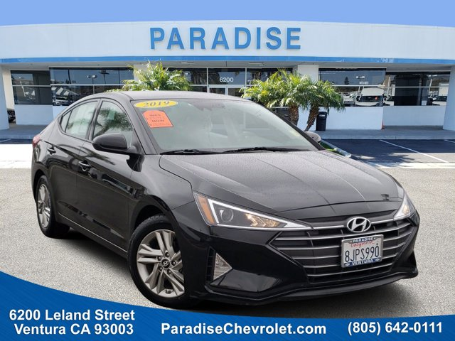 2019 Hyundai Elantra SEL SEL Auto Regular Unleaded I-4 2.0 L/122 [18]