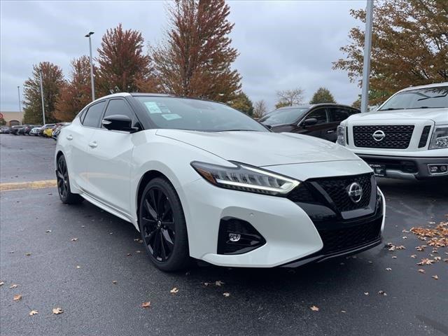 2021 Nissan Maxima SR FWD SR 3.5L Premium Unleaded V-6 3.5 L/213 [3]