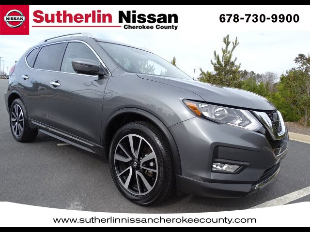 Used 2019 Nissan Rogue in Holly Springs, GA
