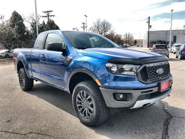 Used 2019 Ford Ranger in Fort Collins, CO