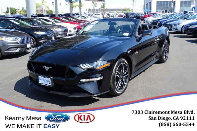 Used 2019 Ford Mustang GT Premium Convertible