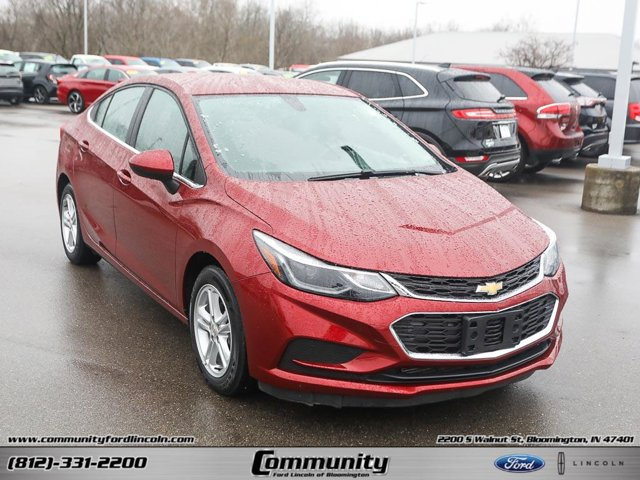 Used 2017 Chevrolet Cruze in Bloomington, IN