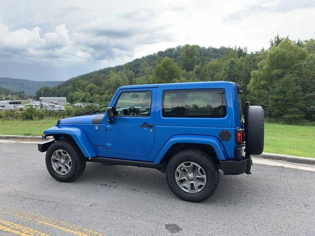 2016 Jeep Wrangler Rubicon photo