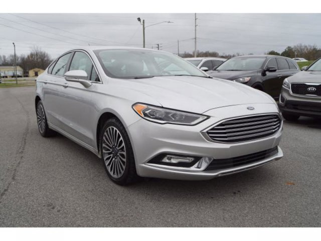 Used 2018 Ford Fusion in Meridian, MS
