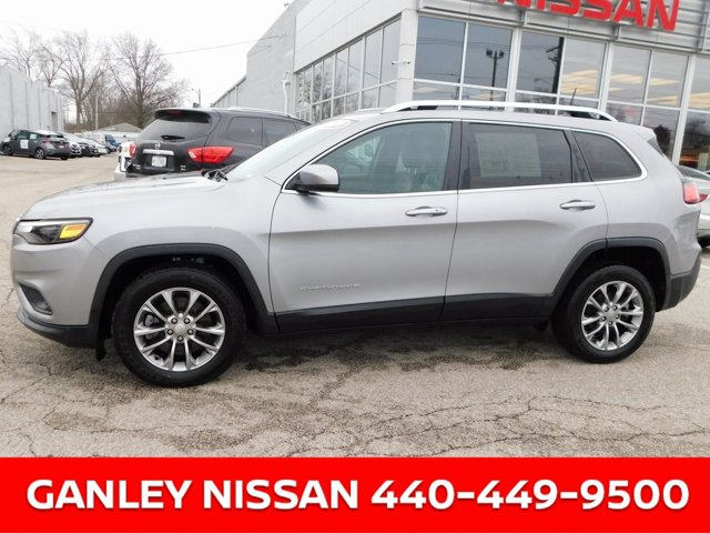 Used 2019 Jeep Cherokee in , OH