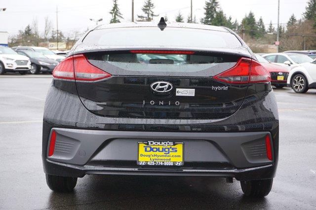 New 2020 Hyundai Ioniq Hybrid SE Hatchback
