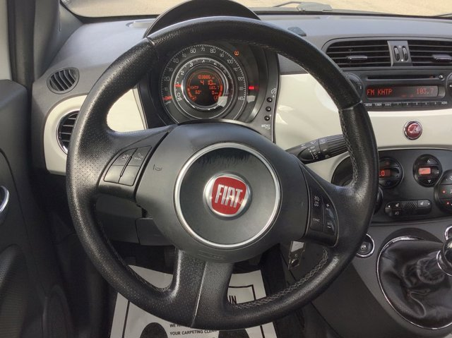 Used 2014 Fiat 500 2dr HB Sport