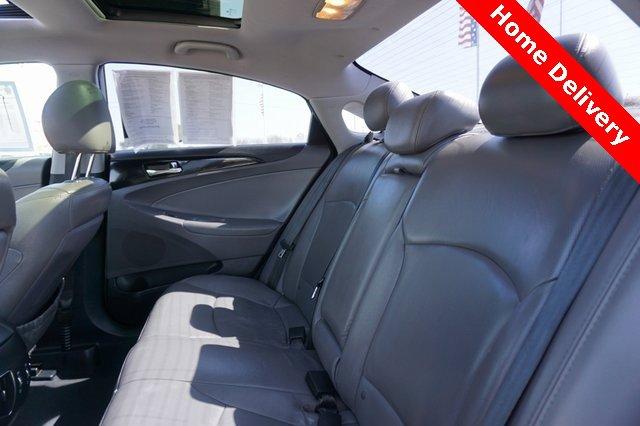 Used 2013 Hyundai Sonata 4dr Sdn 2.4L Auto Limited PZEV
