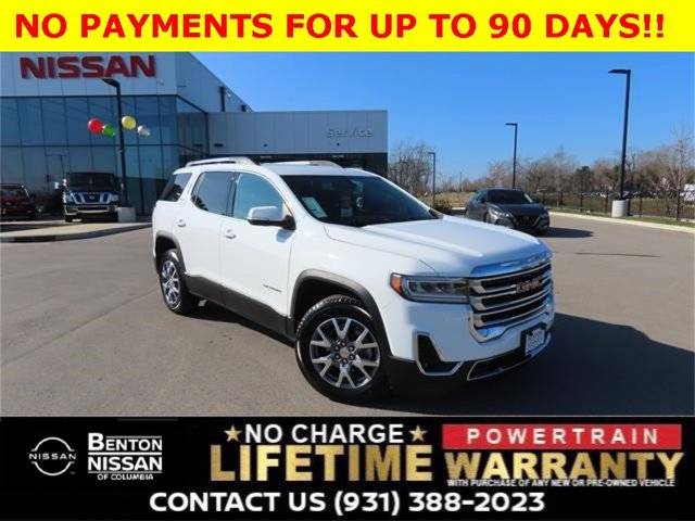 Used 2020 GMC Acadia in Columbia, TN