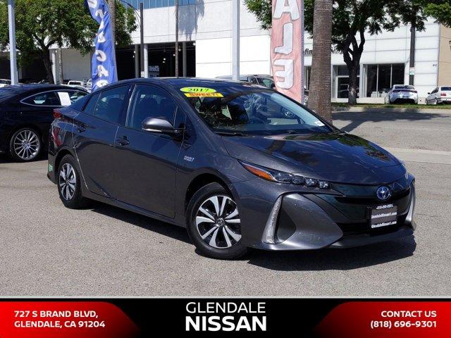 2017 Toyota Prius Prime Premium Premium Gas/Electric I-4 1.8 L/110 [1]