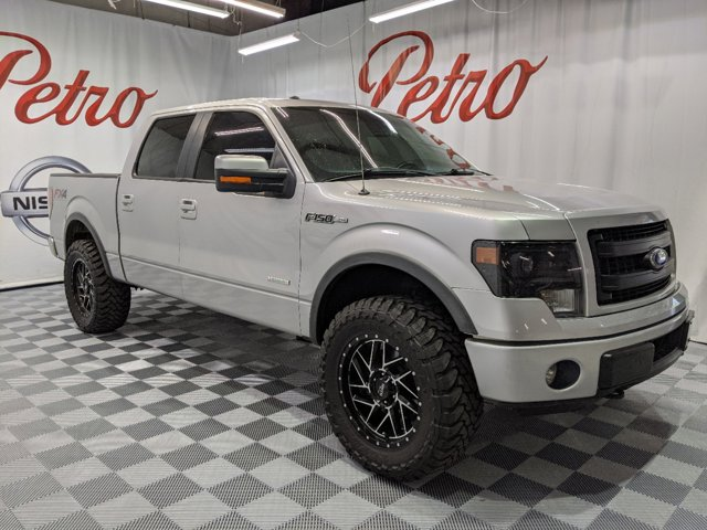 Used 2014 Ford F-150 in Hattiesburg, MS