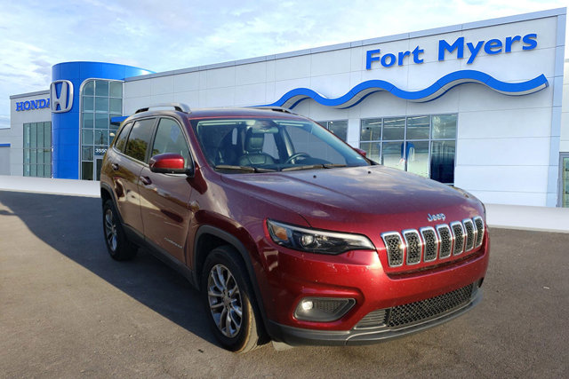 Used 2019 Jeep Cherokee in Fort Myers, FL