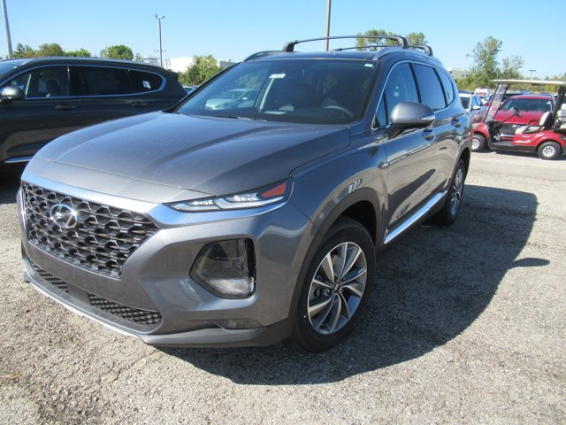New 2020 Hyundai Santa Fe in Kansas City, MO