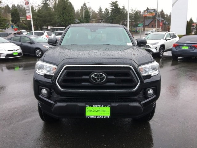 New 2020 Toyota Tacoma 4WD SR5 Double Cab 6' Bed V6 AT