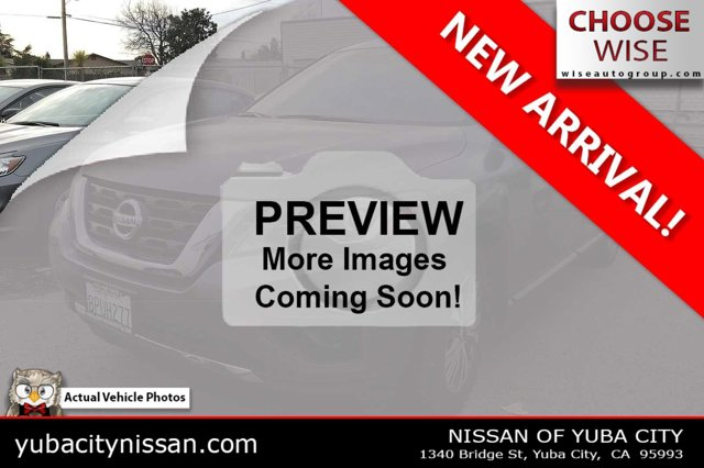 2019 Nissan Pathfinder S FWD S Regular Unleaded V-6 3.5 L/213 [2]