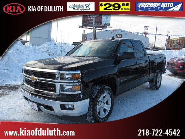 Used 2015 Chevrolet Silverado 1500 in Duluth, MN