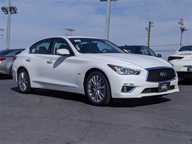 2020 INFINITI Q50 3.0t LUXE 3.0t LUXE AWD Twin Turbo Premium Unleaded V-6 3.0 L/183 [2]