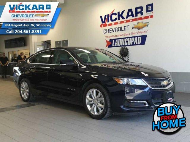 2019 Chevrolet Impala LT 4dr Sdn LT w/1LT Gas/Ethanol V6 3.6L/217 [0]