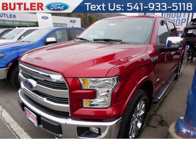 Used 2017 Ford F-150 in Medford, OR