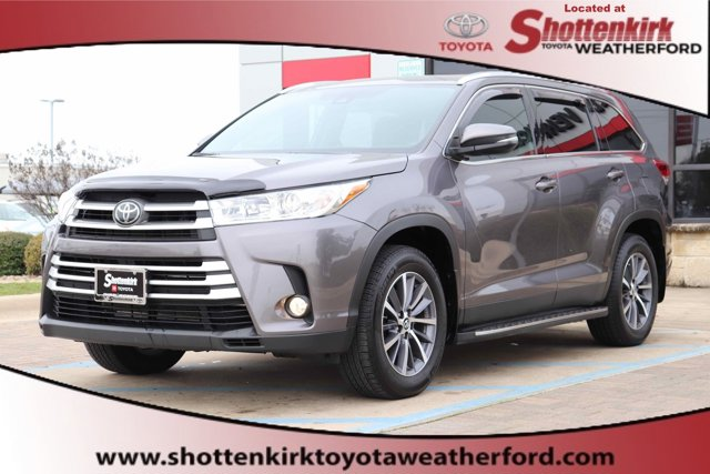 Used 2019 Toyota Highlander in , TX