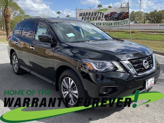 2020 Nissan Pathfinder S FWD S Regular Unleaded V-6 3.5 L/213 [5]