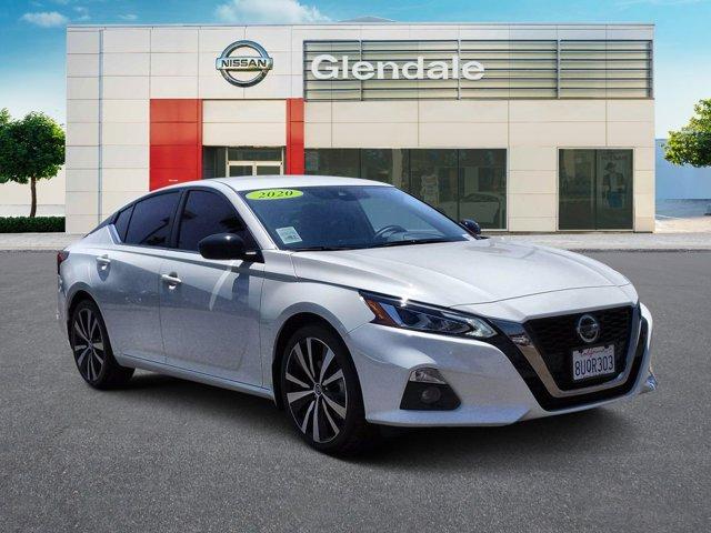2020 Nissan Altima 2.5 SR 2.5 SR Sedan Regular Unleaded I-4 2.5 L/152 [1]