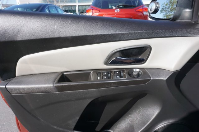 Used 2012 Chevrolet Cruze 4dr Sdn LS