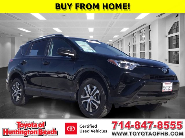2018 Toyota RAV4 LE LE FWD Regular Unleaded I-4 2.5 L/152 [3]
