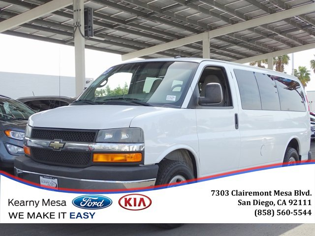 Used 2014 Chevrolet Express 2500 in Chula Vista, CA