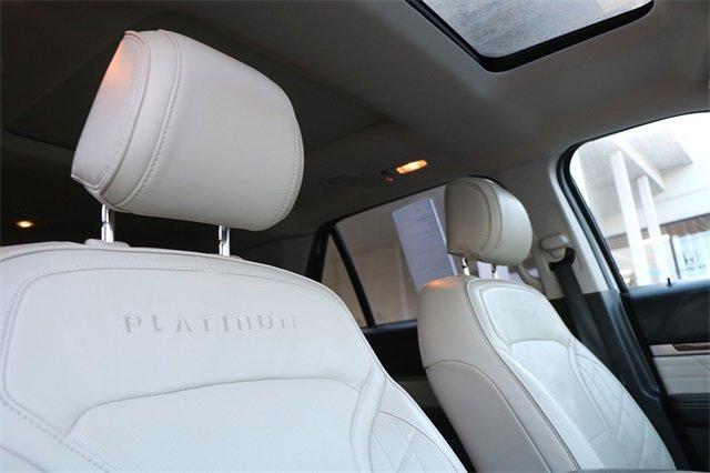 Used 2017 Ford Explorer Platinum 4WD