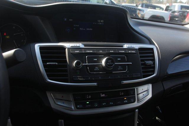 2013 Honda Accord Sdn 4dr I4 CVT Sport