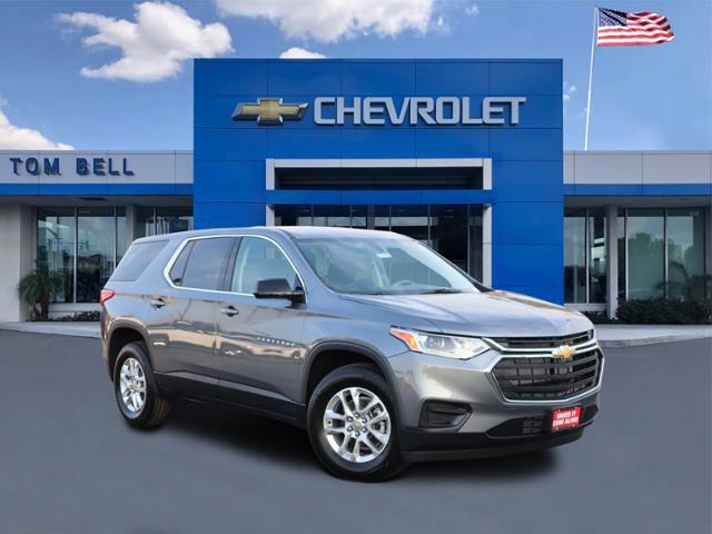 2021 Chevrolet Traverse LS AWD 4dr LS w/1LS Gas V6 3.6L/217 [5]