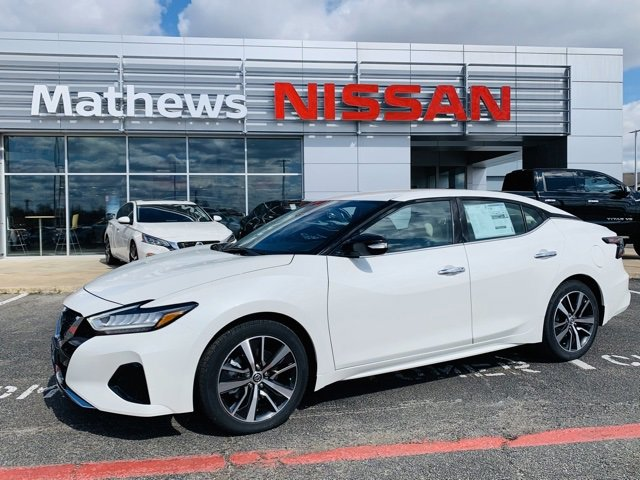 New 2020 Nissan Maxima in Paris, TX