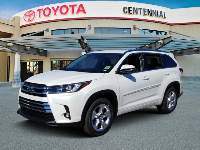 New 2019 Toyota Highlander in Las Vegas, NV