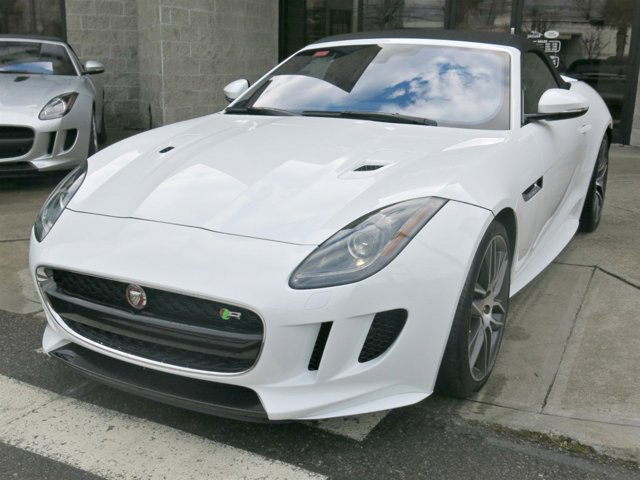 New 2017 Jaguar F-TYPE Convertible Automatic R AWD Convertible