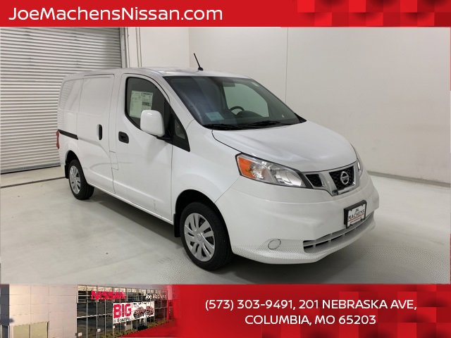 New 2019 Nissan NV200 Compact Cargo in Columbia, MO