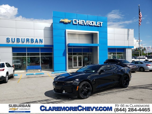 New 2019 Chevrolet Camaro in Claremore, OK
