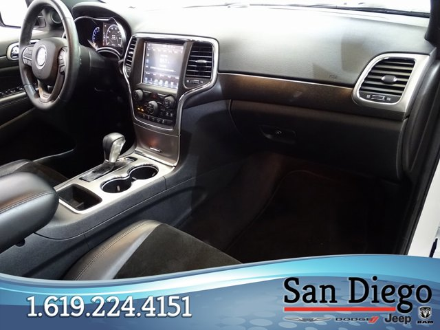 Used 2017 Jeep Grand Cherokee Altitude 4x2